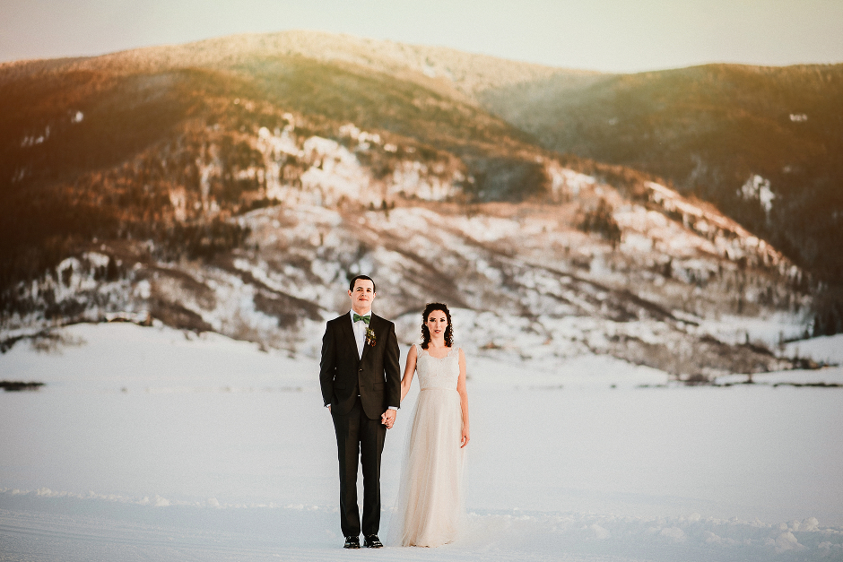 Steam boat Springs Colorado Wedding
