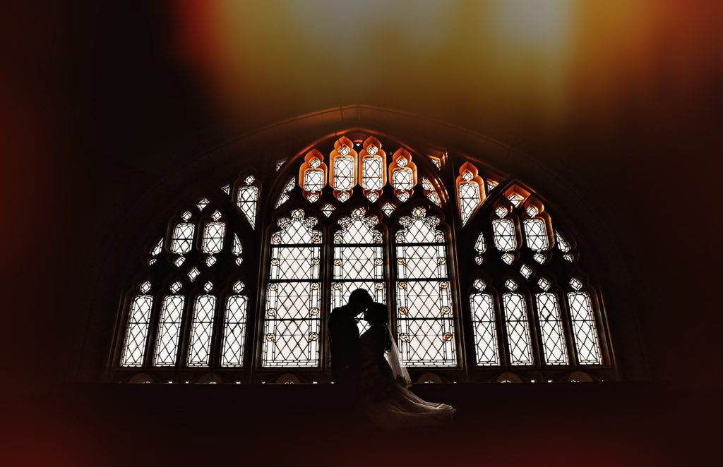 Washington University Wedding Photographer Graham Chapel