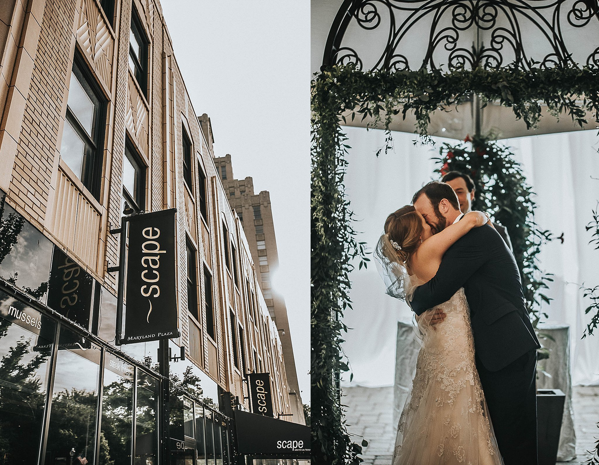 Scape St. Louis Weddings