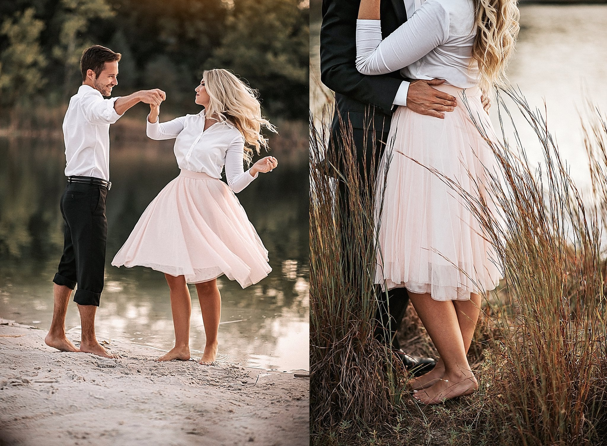 Klondike Park Engagement Photography