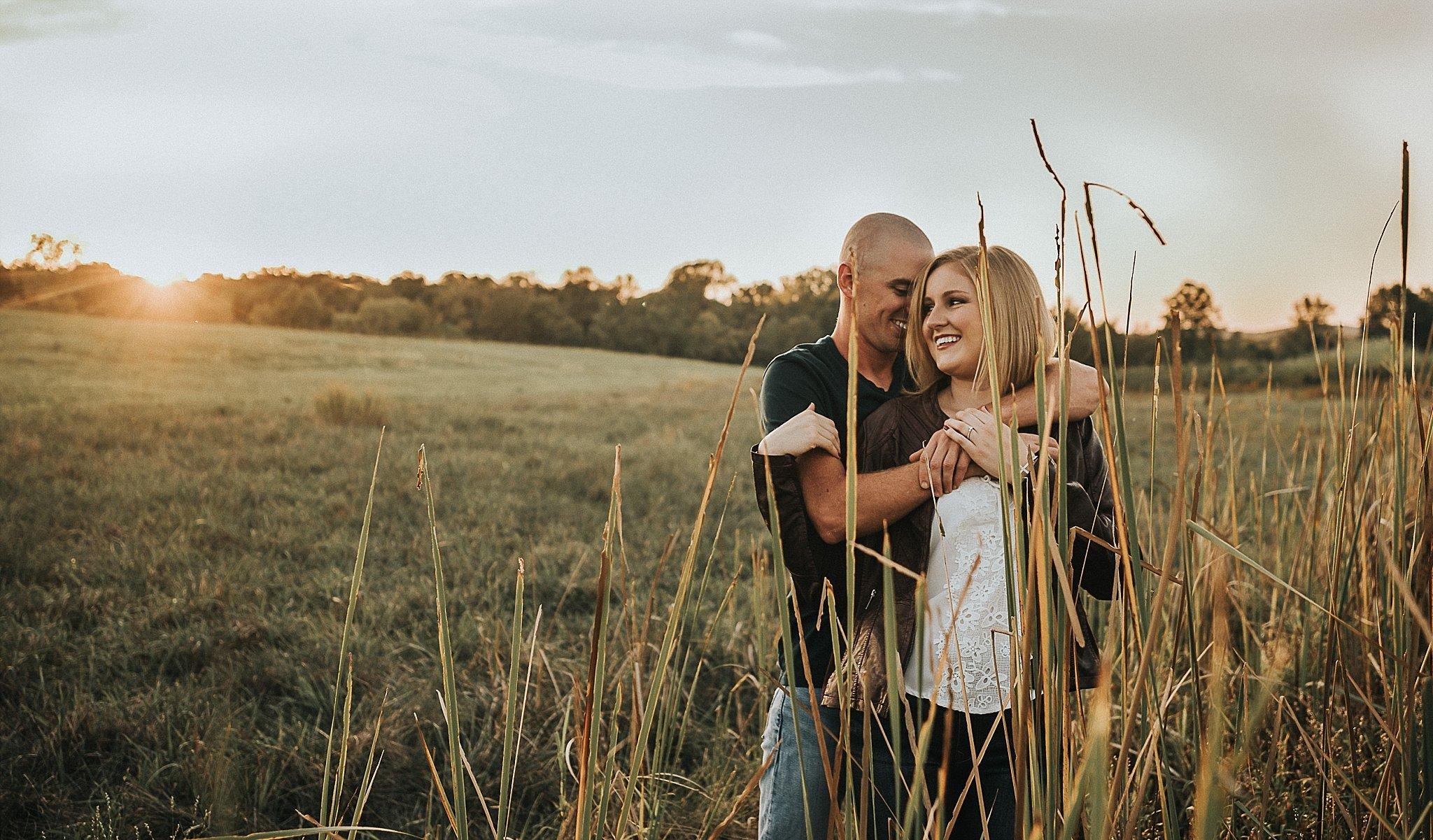 Missouri Engagement Photography