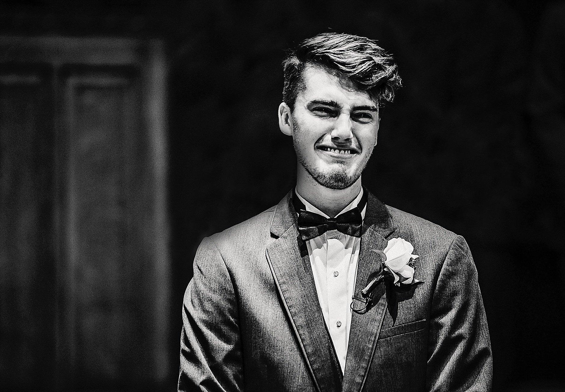 St. Louis Wedding Photography Groom