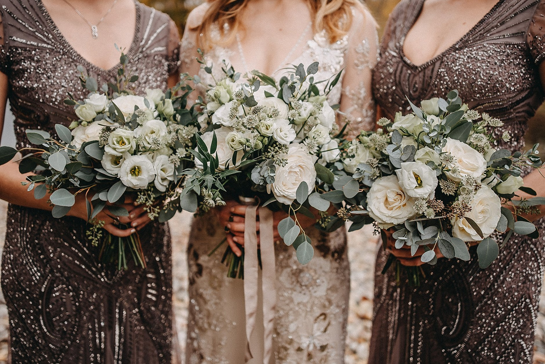 Beautiful Wedding bouquets in St. Louis