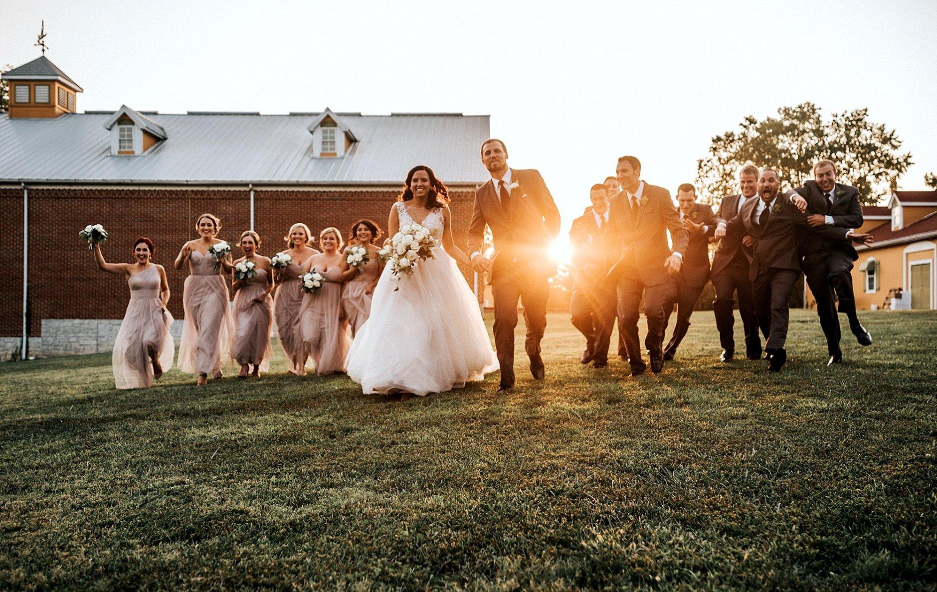 Winery Wedding in Missouri