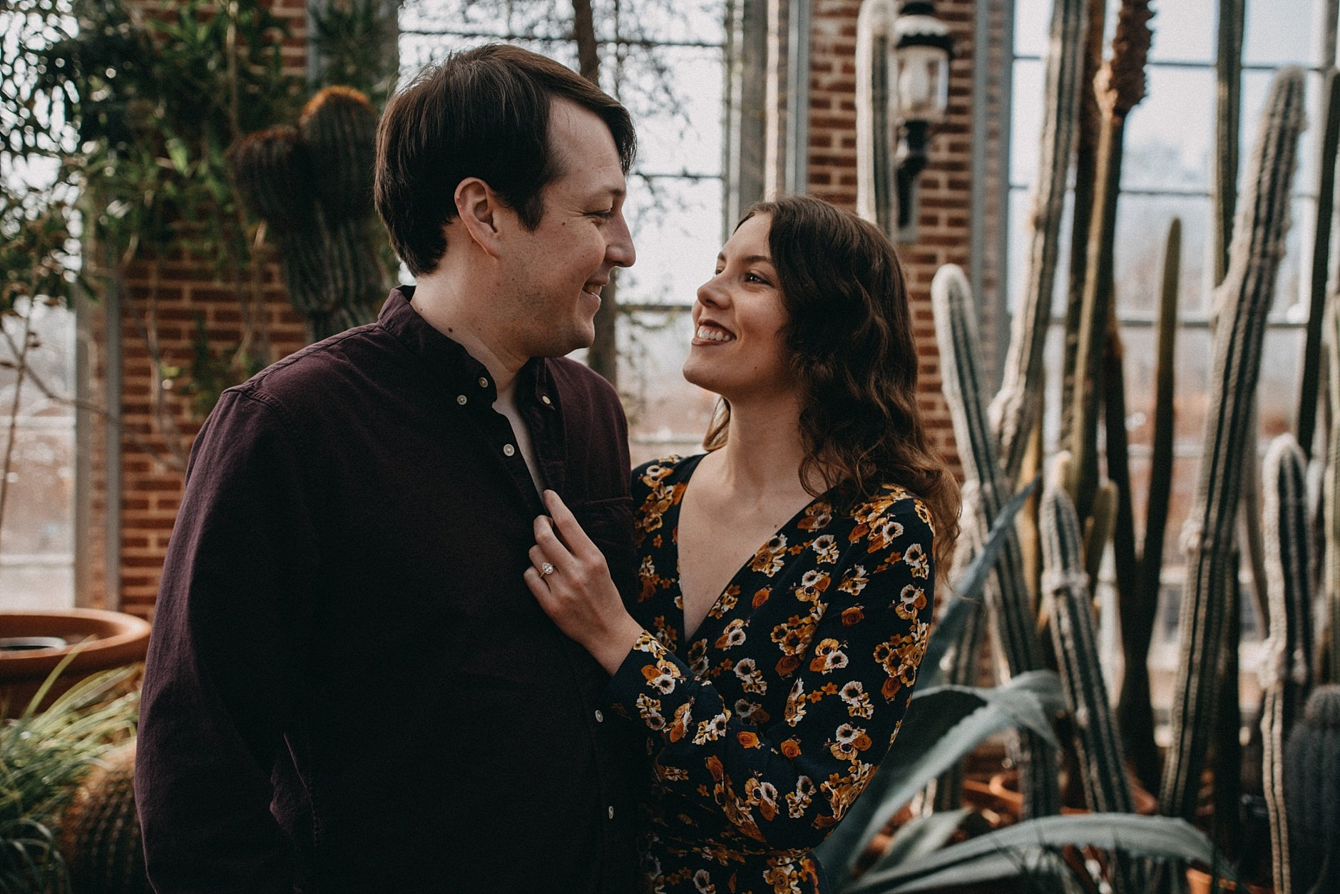 Engagment Session in St. Louis