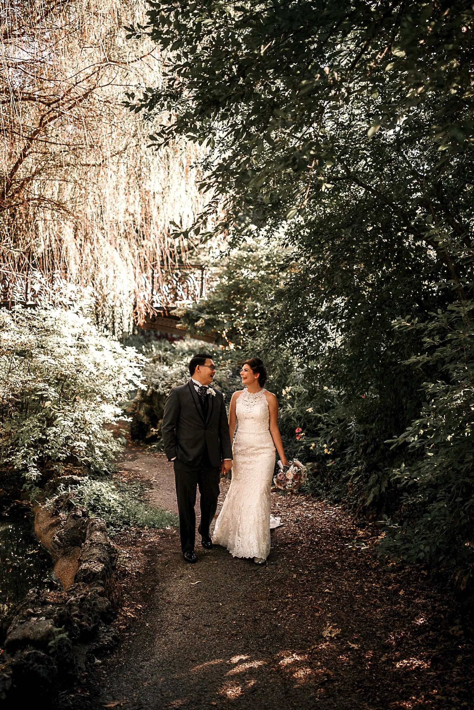 Lafayette Square Park Wedding