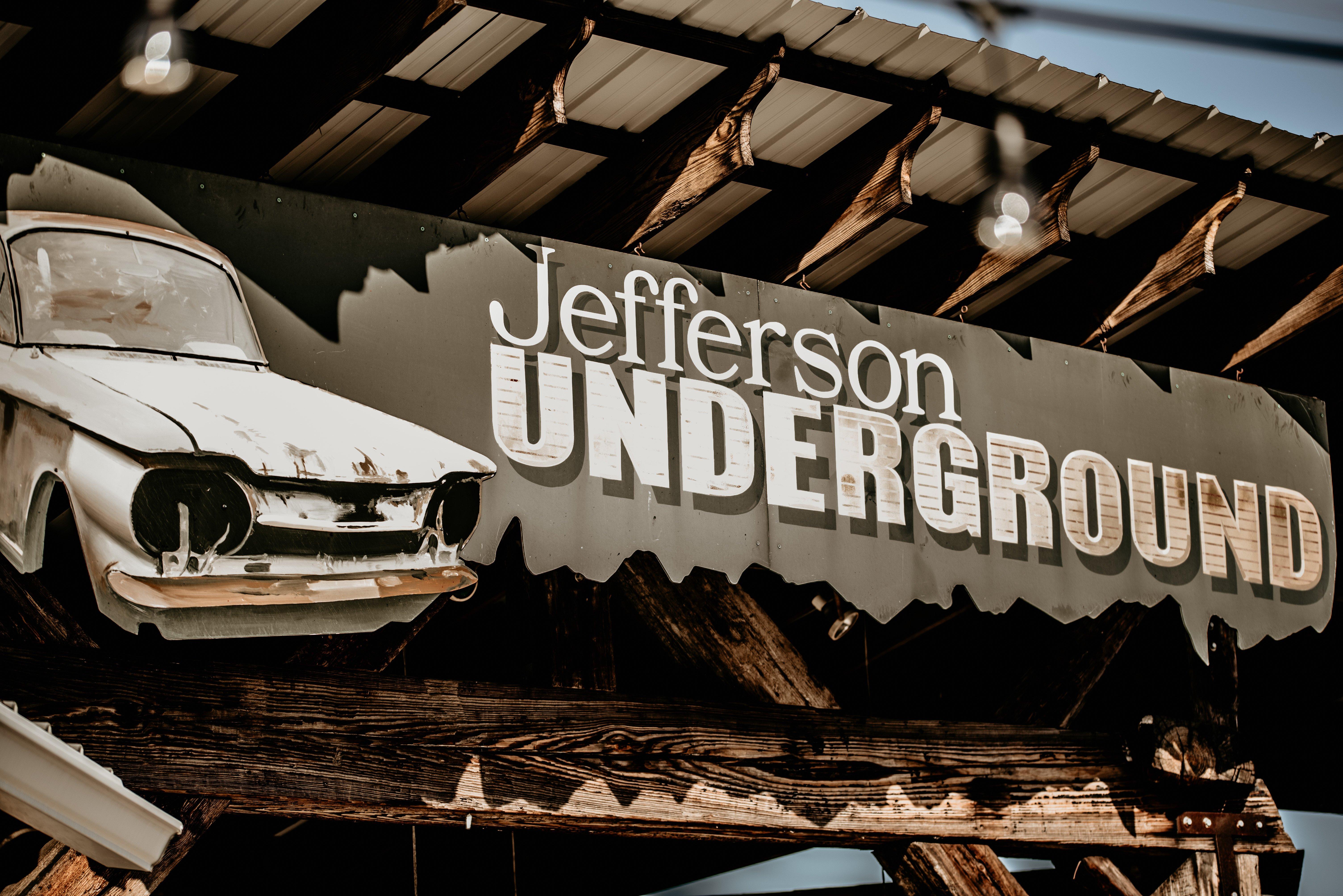 Jeffereson Underground Wedding