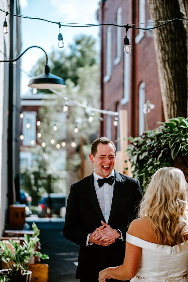 Wild Carrot Wedding in St. Louis